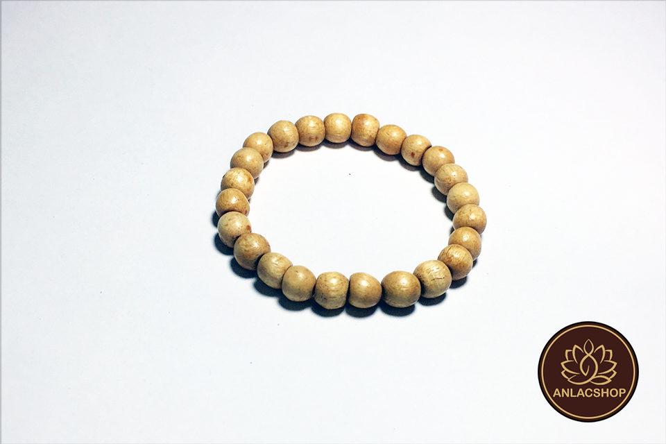 Vòng đeo tay chuỗi hạt dâu tầm cho bé 01