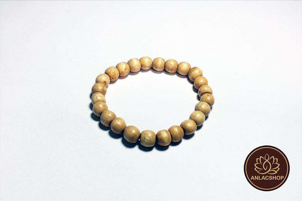 Vòng đeo tay chuỗi hạt dâu tầm cho bé 02