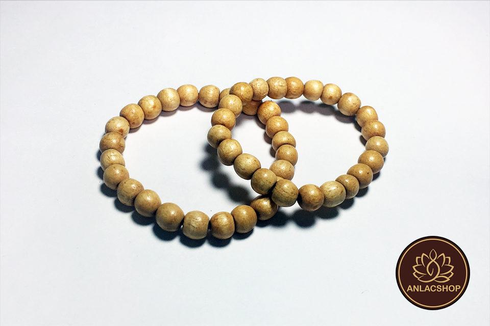 Vòng đeo tay chuỗi hạt dâu tầm cho bé 03