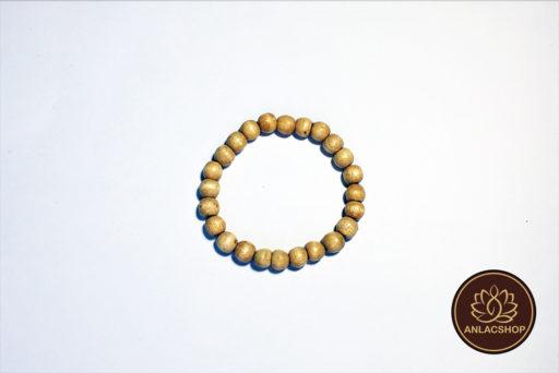 Vòng đeo tay chuỗi hạt dâu tầm cho bé