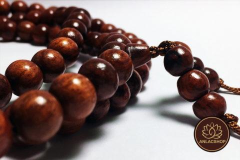 Chuỗi 108 hạt gỗ Cẩm Lai 10 ly 04