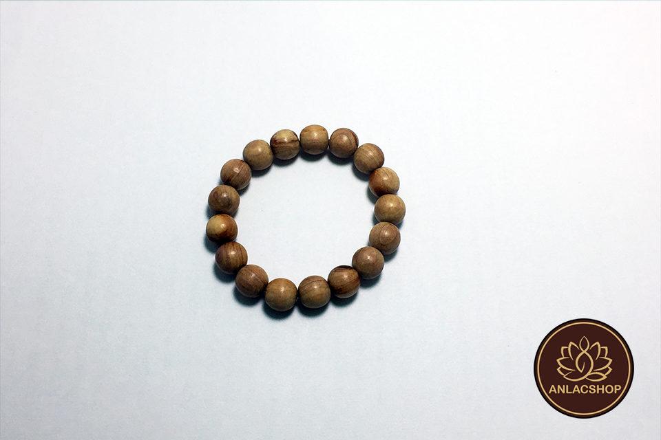 Vòng gỗ Sưa 10 ly cho Nữ 02