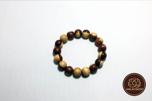 Vòng gỗ Trắc vân đặc biệt 04