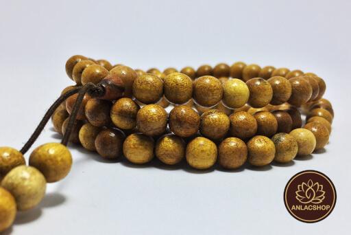 chuỗi tràng hạt gỗ dâu tằm 8 li 08